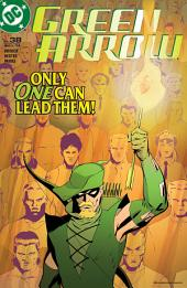 Green Arrow (2001-) #38