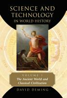 Science and Technology in World History  Volume 1 PDF