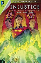 Injustice: Gods Among Us: Year Two (2014-) #17