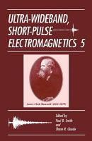 Ultra Wideband  Short Pulse Electromagnetics 5 PDF