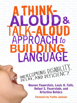 A Think Aloud and Talk Aloud Approach to Building Language PDF