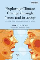 Exploring Climate Change through Science and in Society PDF