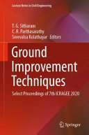Ground Improvement Techniques PDF