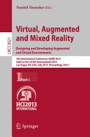 Virtual  Augmented and Mixed Reality  Designing and Developing Augmented and Virtual Environments PDF