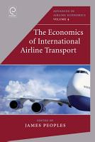 The Economics of International Airline Transport PDF