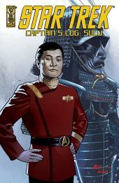 Star Trek: Captain's Log #1 - Sulu