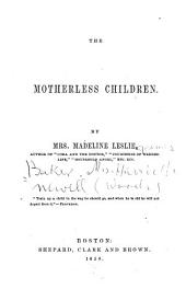 The Motherless Children