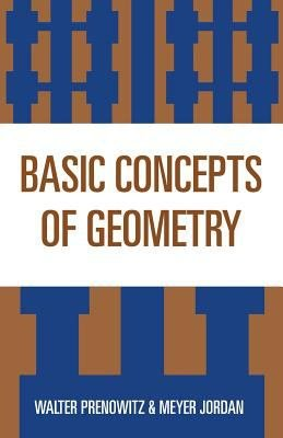 Basic Concepts of Geometry