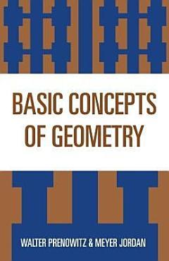 Basic Concepts of Geometry PDF