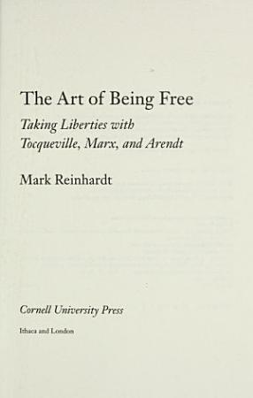 The Art of Being Free PDF