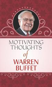 Motivating Thoughts of Warren Buffet