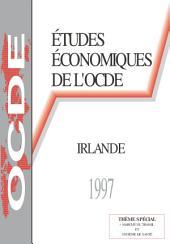 Études économiques de l'OCDE : Irlande 1997