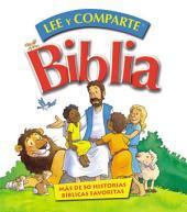 Biblia Lee y comparte: para manos pequeñas
