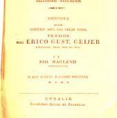 Acta et litterae ad historiam suecanam: Volume 2