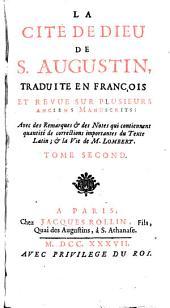 La Cité de Dieu de S. Augustin: Volume2