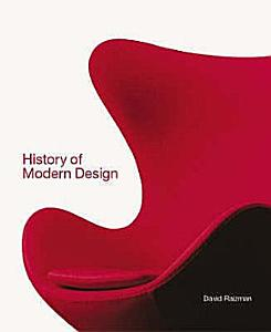 History of Modern Design Book