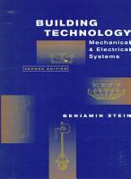 Building Technology PDF