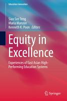 Equity in Excellence PDF