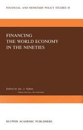 Financing the World Economy in the Nineties