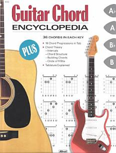 Guitar Chord Encyclopedia Book