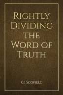 Rightly Dividing the Word of Truth PDF