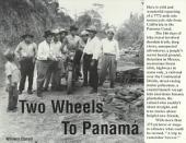 Two Wheels to Panamá