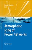 Atmospheric Icing of Power Networks PDF