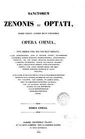 Patrologiæ cursus completus, accurante J.-P. Migne. Series Latina
