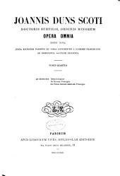 Opera omnia: Volume 4