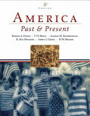 America Past and Present  Combined Volume   Primary Source PDF