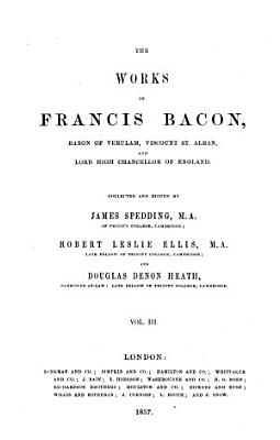The Works of Francis Bacon PDF