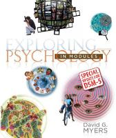 Exploring Psychology in Modules with DSM5 Updates PDF