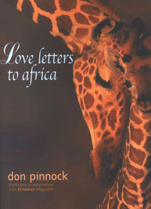 Love Letters to Africa PDF