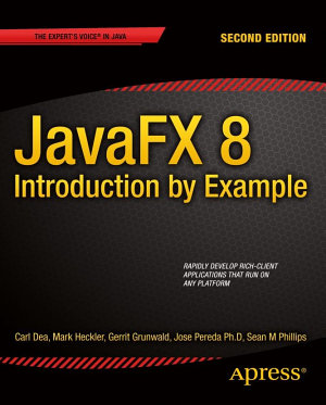 JavaFX 8  Introduction by Example PDF