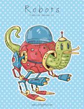 Robots Kleurboek voor Volwassenen 1 & 2