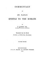 Commentary on St. Paul's Epistle to the Romans: Volume 2