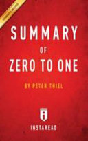 SUMMARY OF ZERO TO ONE Book