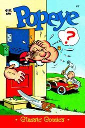 Popeye Classics #17