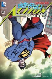 Action Comics (2011-) #40
