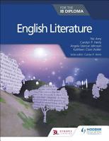 English Literature for the IB Diploma PDF