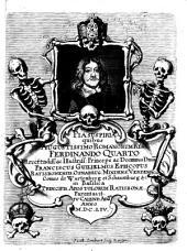 Pia suspiria, quibus Rom: Regi Ferdinando Quarto ... in Basilica Ratisbonae parentavit