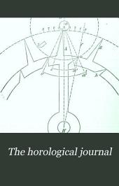 The horological journal