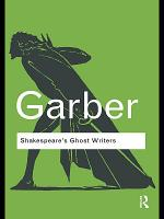 Shakespeare s Ghost Writers PDF