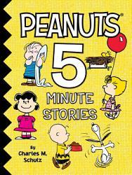 Peanuts 5 Minute Stories PDF