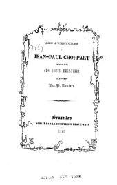 Les aventures de Jean-Paul Choppart