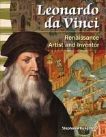 Leonardo da Vinci  Renaissance Artist and Inventor PDF