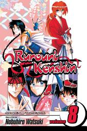 Rurouni Kenshin, Vol. 8: On the East Sea Road