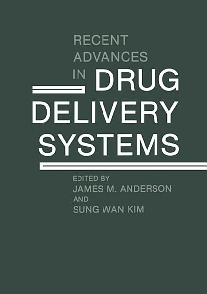 Recent Advances in Drug Delivery Systems PDF