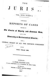 The Jurist: Volume 17, Part 1