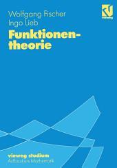 Funktionentheorie: Ausgabe 7